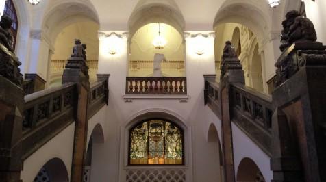 Rathaus Leipzig Fachkongress lebendige Stadt