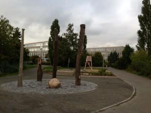 Urbaner Garten Leipziger Straße